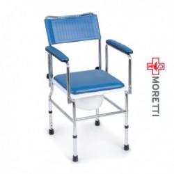 Scaun toaleta cu inaltime ajustabila MRC100