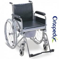 Carucior/scaun WC cu roti FS681