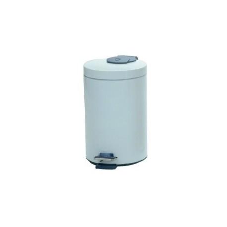 MMO627 - Cos de gunoi din otel vopsit cu pedala