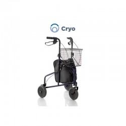 RP685B CRYO - Rolator cu 3 roti si cos