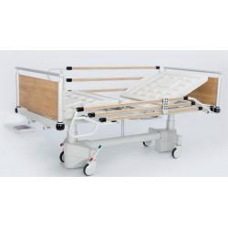 Pat de spital electric cu 4 motoare - Reborn 2