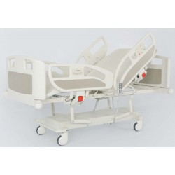 Pat de spital electric cu 4 motoare sistem foarfeca - Vigorous 11