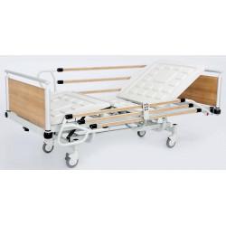 Pat de spital electric cu 2 motoare - Reborn 7