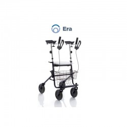 RP691 ERA - Rolator cu 4 roti, sezut si cos si suport pentru antebrat