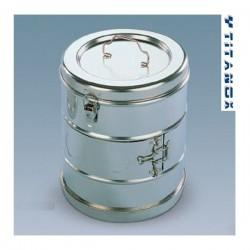 Casoleta sterilizare -240Øx120mm MTX015