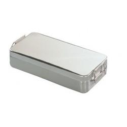 Cutie sterilizare - 200x100x60mm cu maner lateral MTX169