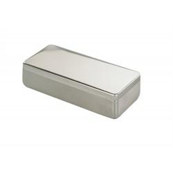 Cutie sterilizare din inox -400x160x75mm fara maner MTX187