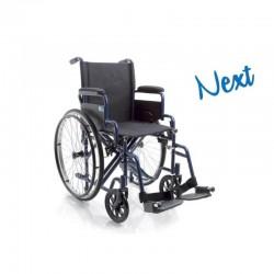 Carucior transport pacienti, roti 60 cm, antrenare manuala, 150 kg - CP110 Next