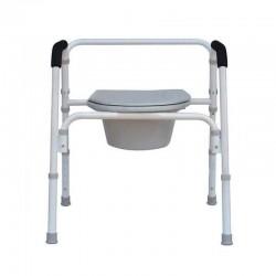 YJ-7100D - Scaun WC de camera pliabil