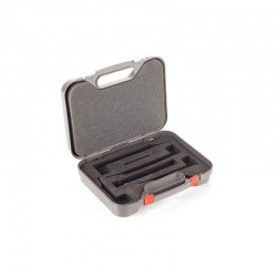 Cutie laringoscop Miller - fibra optica - DRV264