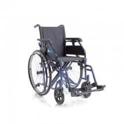 Carucior transport pacienti, antrenare manuala - 150 Kg - MCP200 Dual