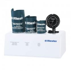 Tensiometru mecanic fara stetoscop RIESTER E-mega cu 3 mansete - RIE1372
