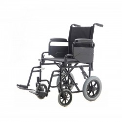 Carucior cu rotile pliabil tip tranzit, transport pacienti - YJ-005G - 110 kg