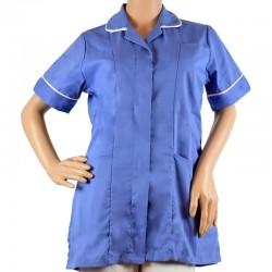Bluza medicala fermoar/rever LOTUS - LIR2
