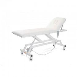 Canapea de consultatie electrica cu/fara roti, blat 60 cm, MORETTI - MI370/MI371
