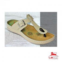 Saboti medicali din piele naturala LEON 980