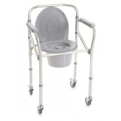 WC de camera 4 in 1 pliabil cu roti MRP782