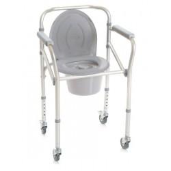 WC de camera 4 in 1 pliabil cu roti RP782