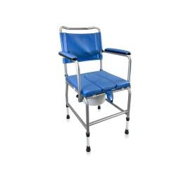 Scaun toaleta din otel, cu inaltime reglabila - RC300