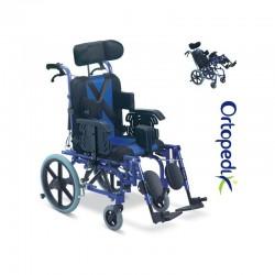 Carucior transport pacienti multipozabil adulti - 75 kg - FS958LBCGPY