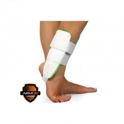 Glezniera - Suport plastic imobilizare glezna cu perna de aer - ARA101