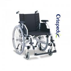 Carucior transport pacienti - 100 kg - FS959LQ-43
