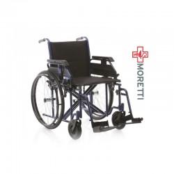 Carucior transport pacienti obezi, antrenare manuala - 125 Kg - MCP250 Comby Mille