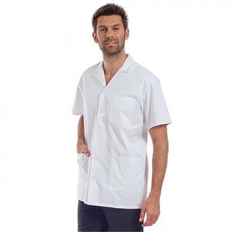 Bluza barbati cu guler rever maneca scurta/lunga - CM08