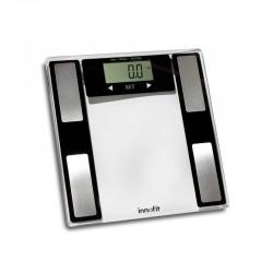 Cantar digital cu functie masurare nivel apa si grasime 180 kg - INN112