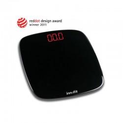 Cantar digital corporal negru 180 kg - INN110