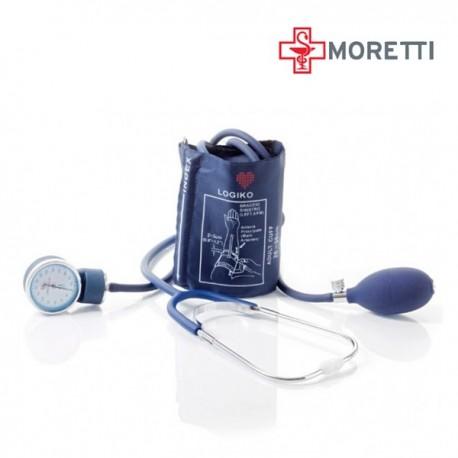 Tensiometru mecanic MORETTI cu stetoscop - MDM333