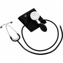 Tensiometru mecanic cu stetoscop RIESTER E-mega alb - RIE1370-141