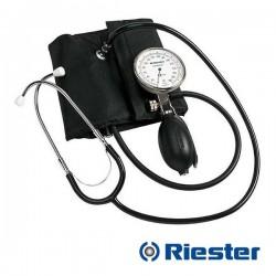 Tensiometru mecanic RIESTER Sanaphon® pt obezi cu stetoscop inclus - RIE1442-142